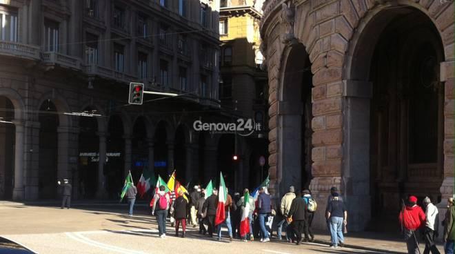 ambulanti manifestazione
