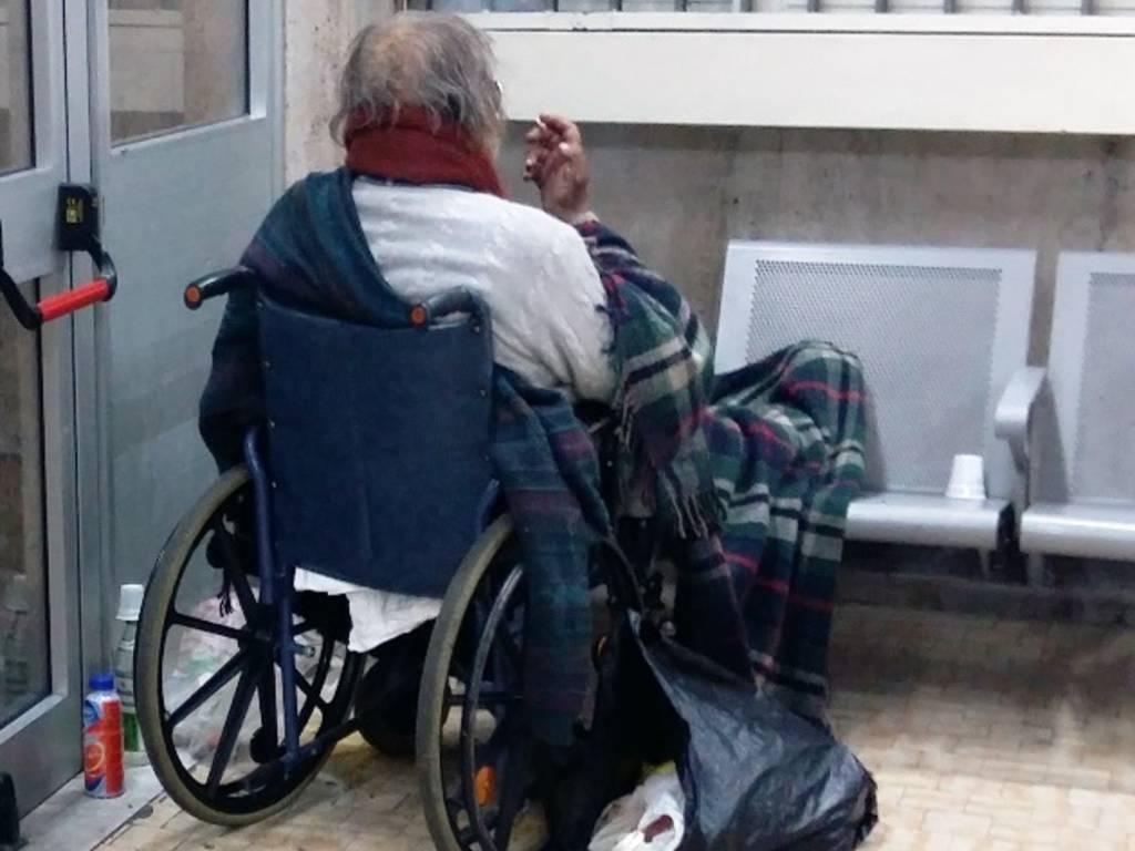 anziano malato albenga