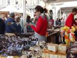 Artigiani del cioccolato in piazza