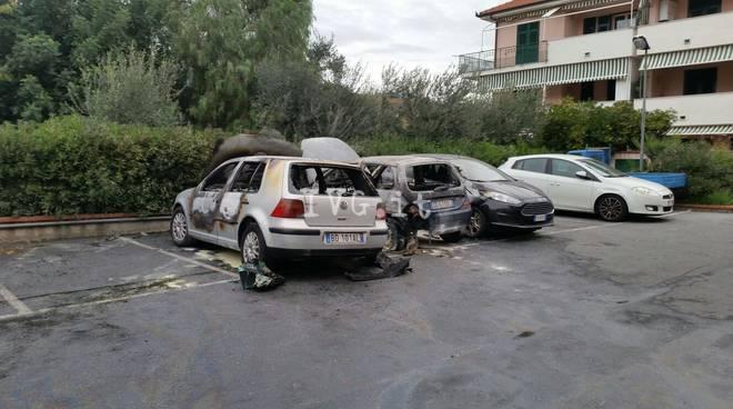 auto fuoco albenga