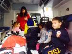 croce rossa loano bambini