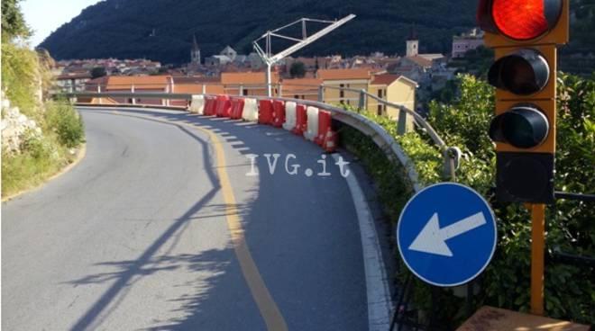 Provincia SP27 Finale Ligure