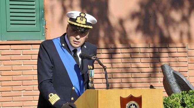 luigi sinapi direttore istituto idrografico della marina