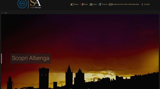 Scopri Albenga Sito