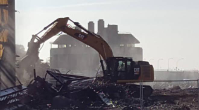 ex stoppani demolizione