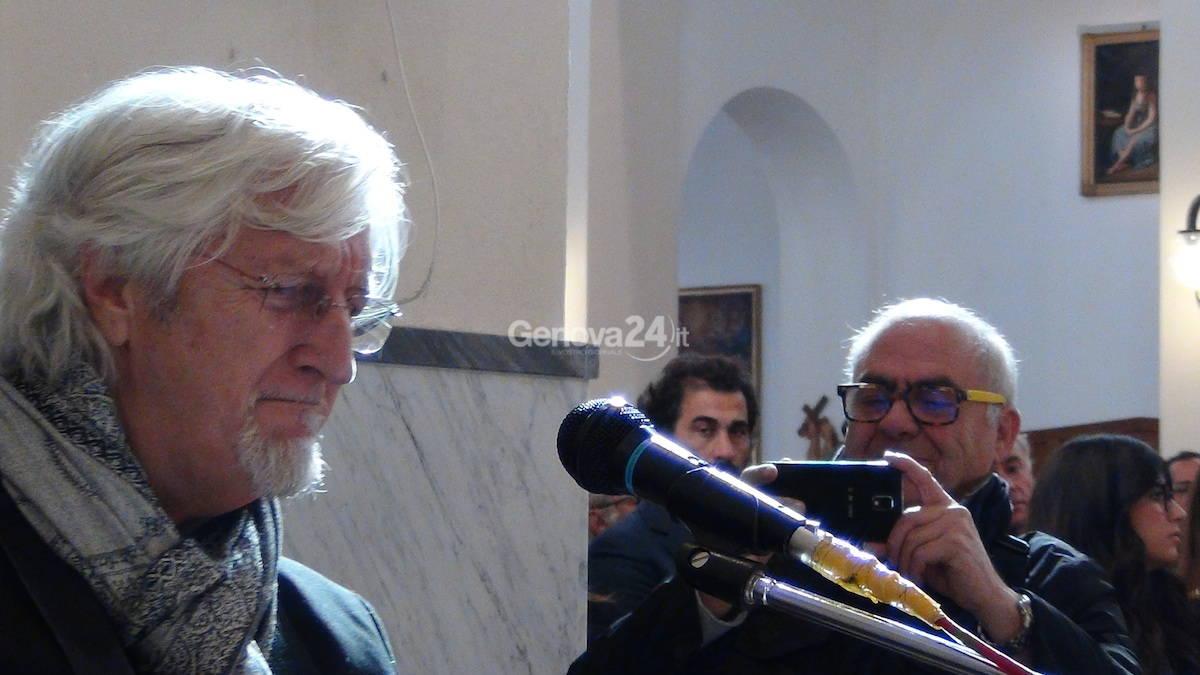 Funerali di Giorgio D'Adamo