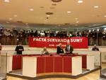 Il corteo dei lavoratori Ilva in Regione