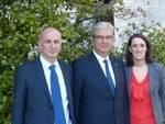 L'assessore Piazza con la delegazione di Marsiglia