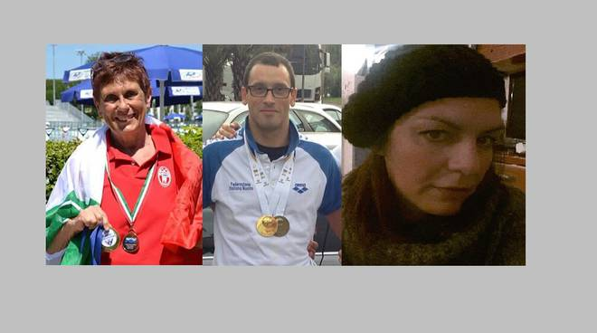Laura Losito Faucci, Valentina Chionna, Mattia Pastorino