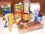 pacco alimentare