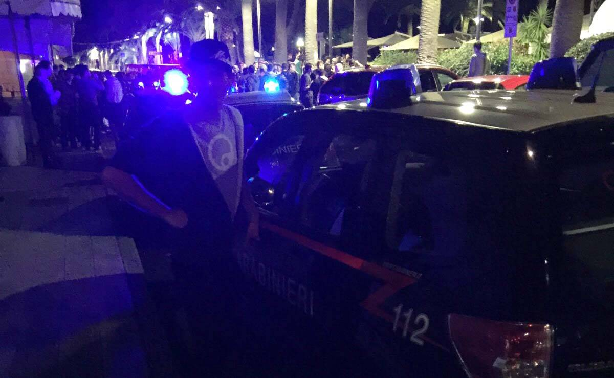 pattuglino carabinieri finale notte