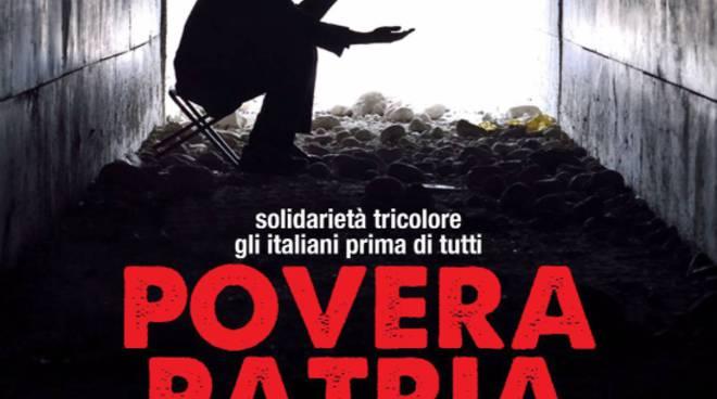 povera patria fratelli d'italia