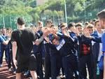 PRESENTAZIONE SCUOLA CALCIO CAMPOMORONE SANT'OLCESE
