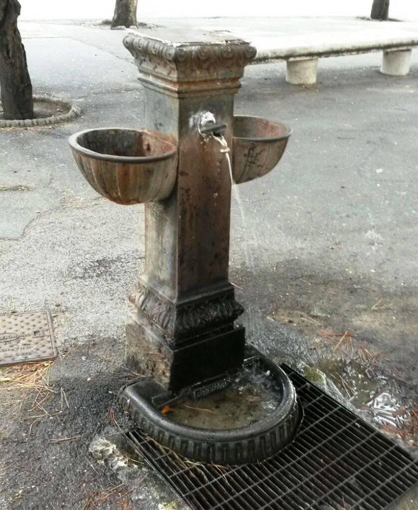 rubinetto rotto