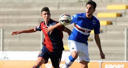 sampdoria-Genoa derby campionato Primavera