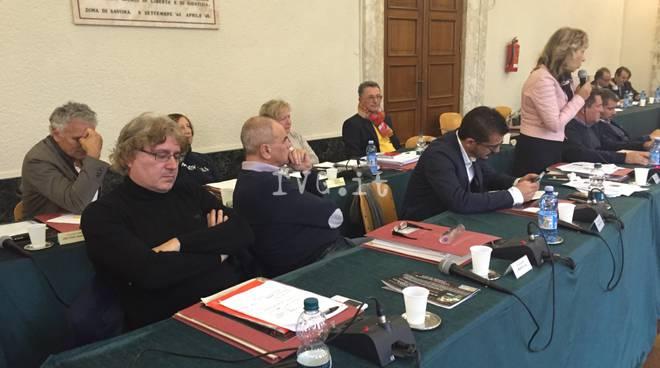 Savona consiglio comunale