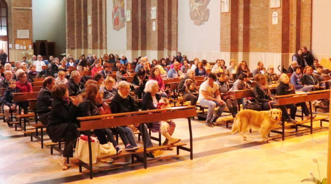 Savona, la Benedizione degli Animali