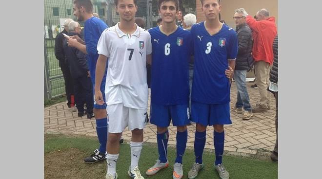 Simonetti, Muto, Conti