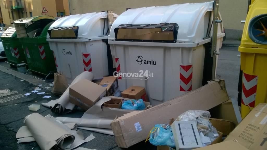 spazzatura rifiuti