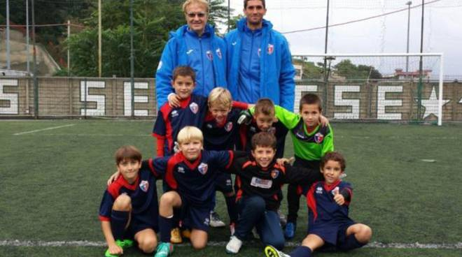 Vado FC: Piccoli Amici 2008