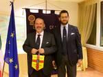 Lions Club Albenga Host Guglielmelli