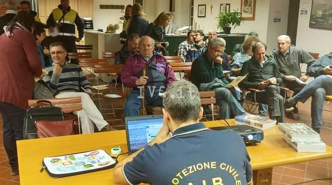 Protezione Civile Toirano Boissano riunioni