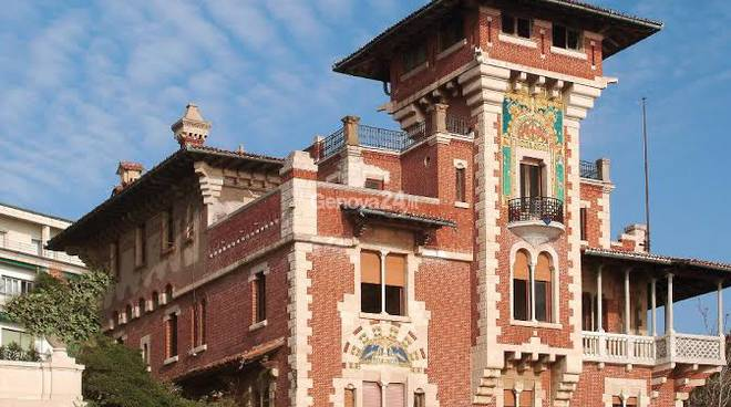 Villa David Chiossone