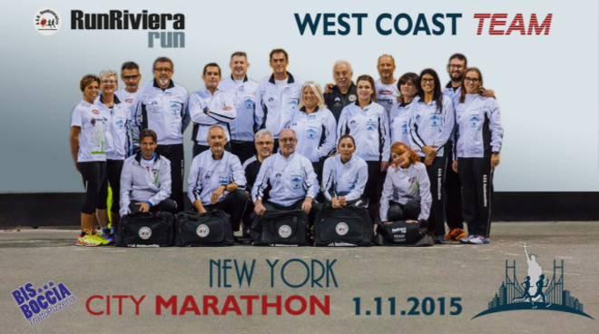 """West Coast Team"" ASD RunRivieraRun"