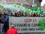 Anche a Genova in marcia per il clima