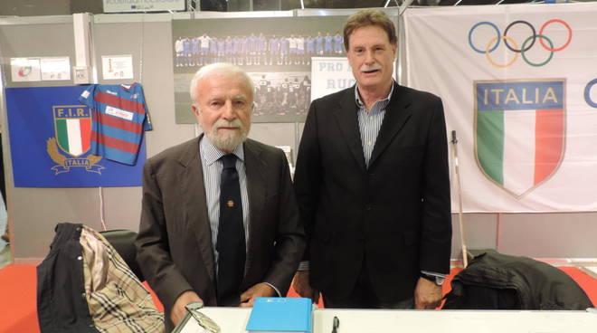 Antonio Cairo e Roberto Lucchina