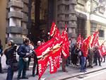 Appalti dell'Università: protesta dei lavoratori