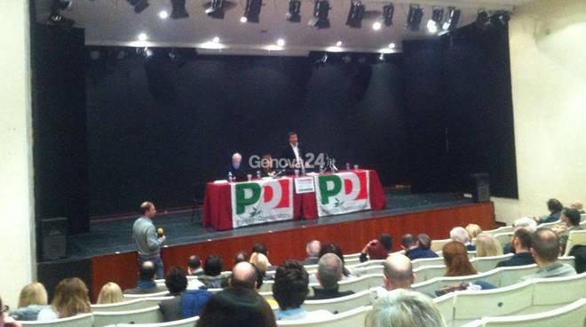 Assemblea regionale del Pd