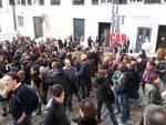 Attentato a Parigi: il presidio a Genova