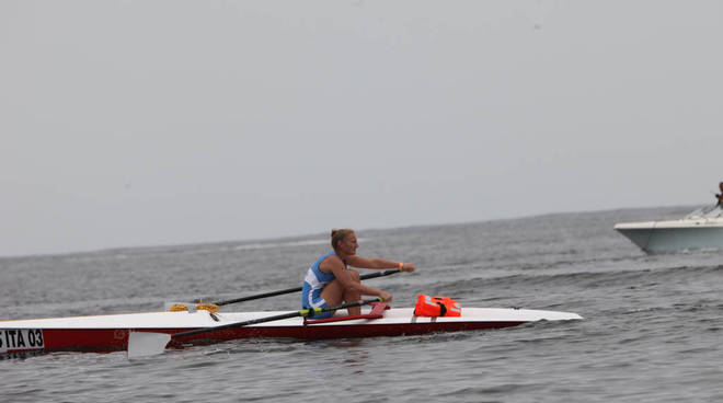Coastal rowing