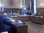 Consiglio comunale di Rapallo con l'assessore Viale