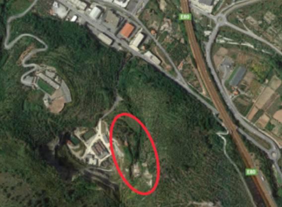 Sequestro ex cave fazzari Borghetto