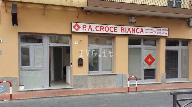 Sede Croce bianca Borghetto