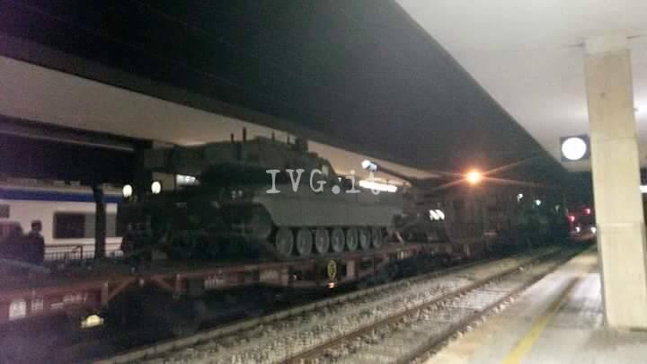 Stazione Savona Carroarmato