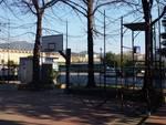 Albissola campetto basket viale faraggiana