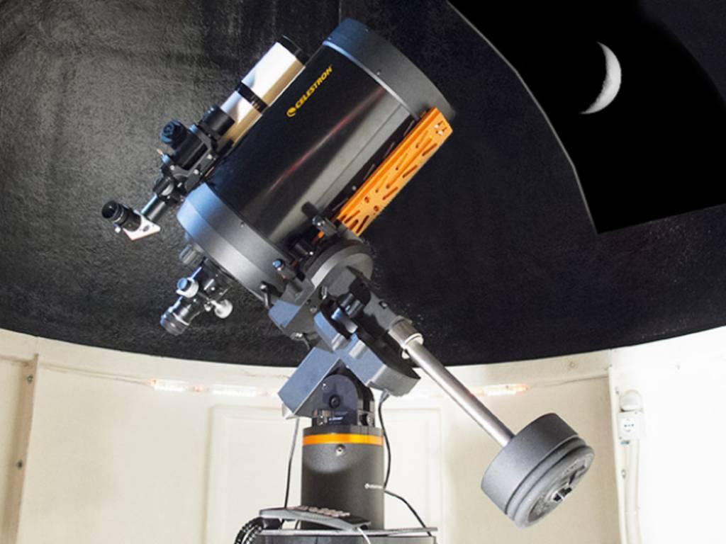 telescopio gruppo astrofili savonesi
