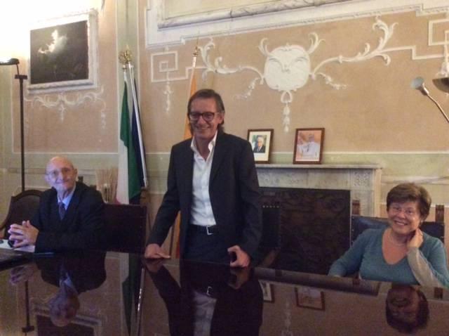 Riccardo Tomatis Albenga Associazione Rossini Inverno Musicale