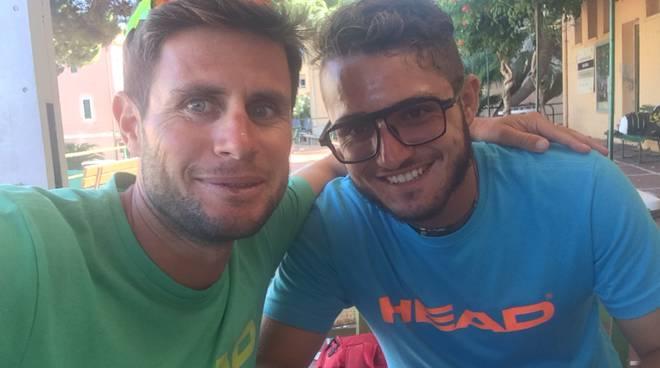 Dionisio Poggi e Giorgio Ghigliazza