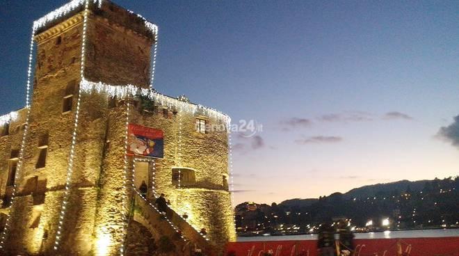 Il Castello di Babbo Natale a Rapallo