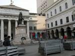 La Fiera del Libro trasloca in piazza De Ferrari