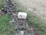 Loano, poligono di tiro illegale con annessa discarica di zetto