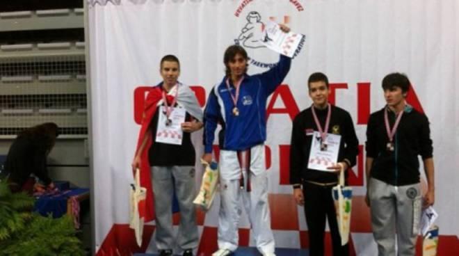 Monticelli, taekwondo