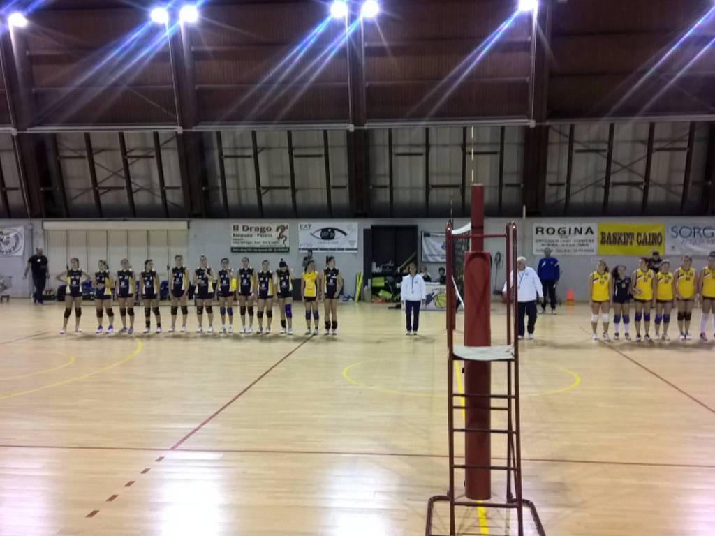 New Volley Valbormida