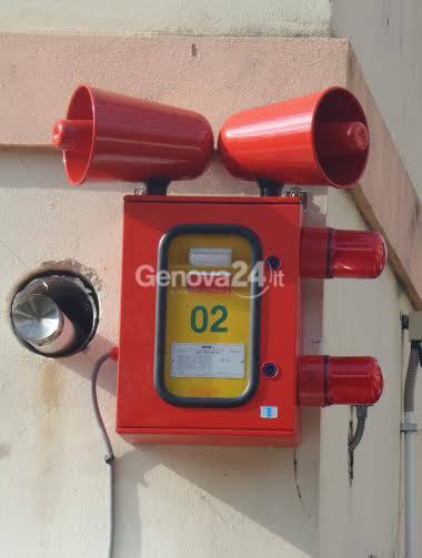 Nuovo sistema di monitoraggio dei torrenti a Chiavari