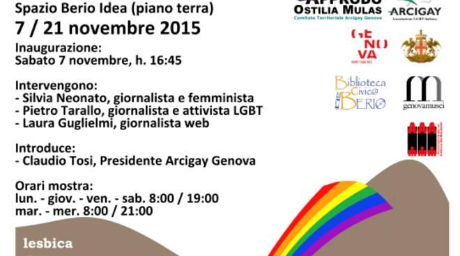 omosessualità mostra