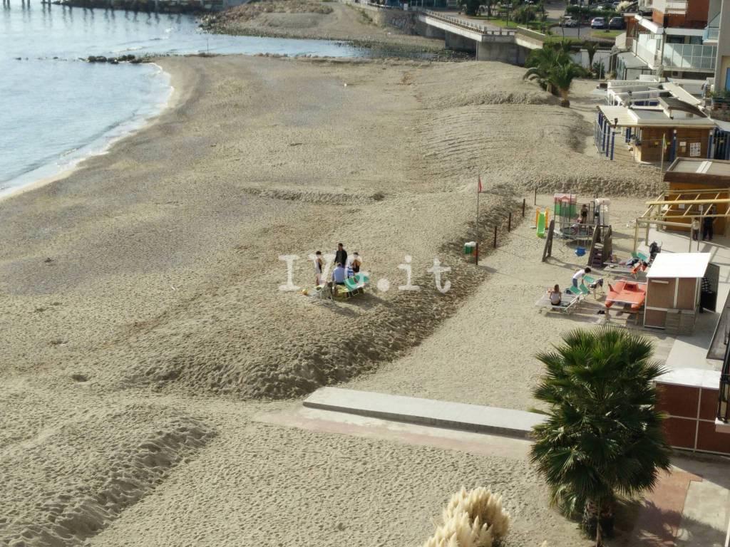 Pietra, in spiaggia il 14 novembre
